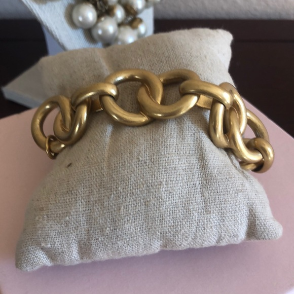 Stella & Dot Jewelry - Stella & Dot Jackie Link Bracelet